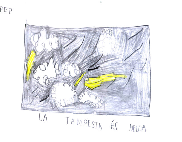 """""""La tormenta es bella"""""""